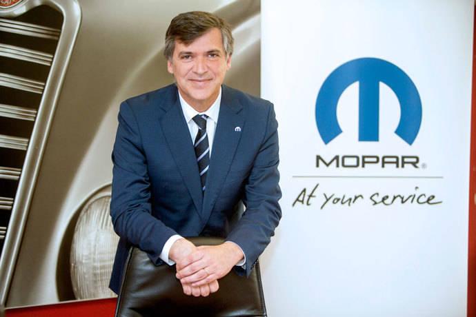 Jerónimo Joao Pereira Cavaco es nuevo Director de Mopar para España y Portugal.