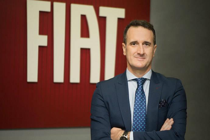 Raúl García, nuevo director de Fiat y Abarth España