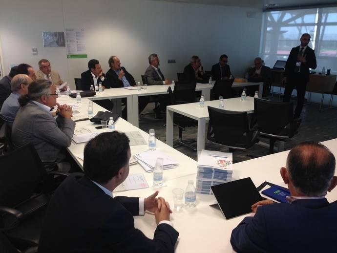 Transitarios, operadores logísticos y aduanas, reunidos en Aragón