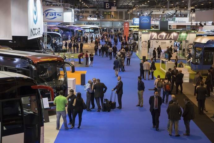 FIAA 2017 reunirá a las grandes empresas carroceras y marcas de autobuses