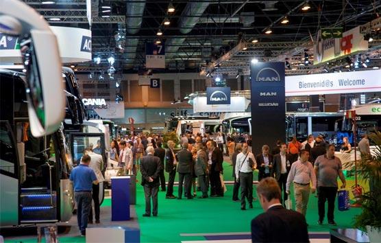 La Feria Internacional del Autobús y el Autocar 2020 presenta nueva imagen