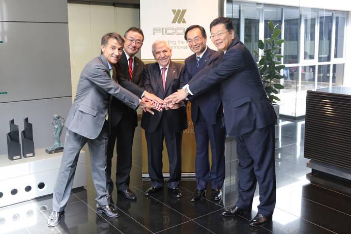 La compañía Panasonic completa la adquisición de acciones adicionales de Ficosa