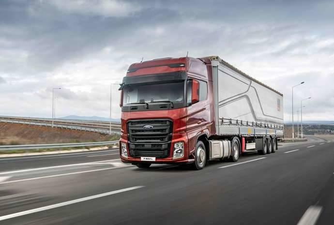 Ford Trucks presenta el nuevo F-Max L
