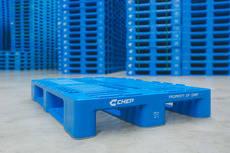 Ahorramas estandariza el uso del palé europeo de plástico Chep