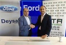 ATA y Ford Deysa apoyan a los autónomos con descuentos