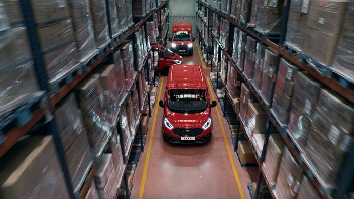FORDLiive: acelerador de vehículos comerciales para más productividad