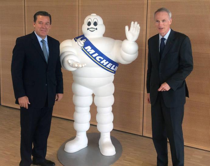 Michelin obtiene un volumen de crecimiento del 2,1% en 2016