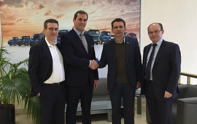 Toda la red Iveco prestará servicios postventa en España