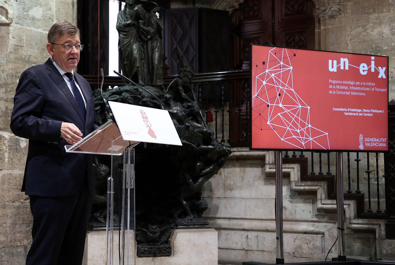 Valencia presenta el programa estratégico UNEIX 2018-2030