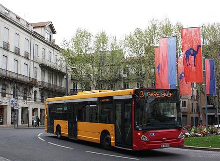 Vectalia y TMB ganan el contrato de transporte público de Béziers