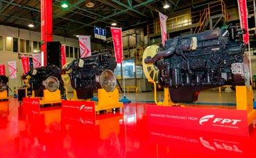 SFH celebra un nuevo récord de producción de motores