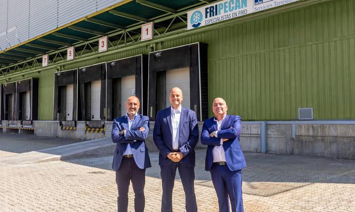 Fripecan, división de frío de Grupo Alonso, presenta sus instalaciones en la ciudad de Madrid