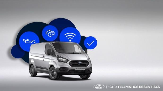 FORDLiive impulsa la productividad con Ford Telematics Essentials