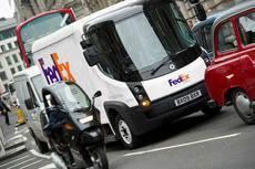 Fedex apuesta por la innovación con vehículos eléctricos.
