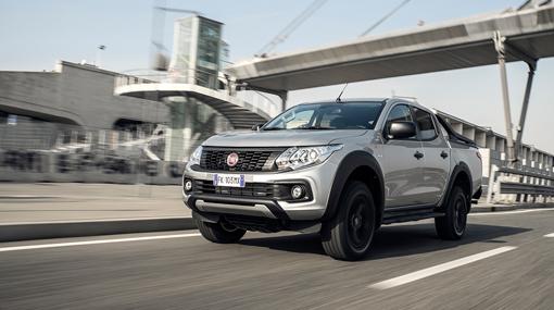 Fiat lanza su nueva Pick up: Fulback Cross