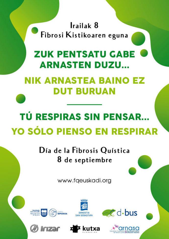 Dbus se suma al Día Mundial de la Fibrosis Quística