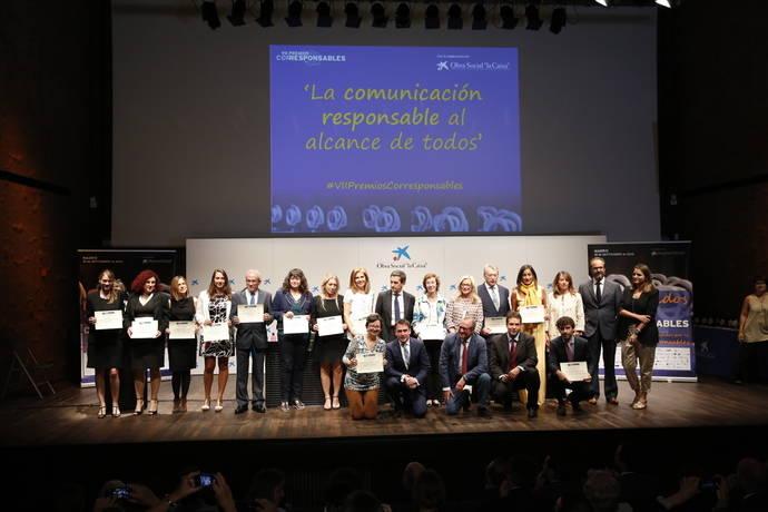 Nacex es uno de los finalistas en los VII Premios Corresponsables
