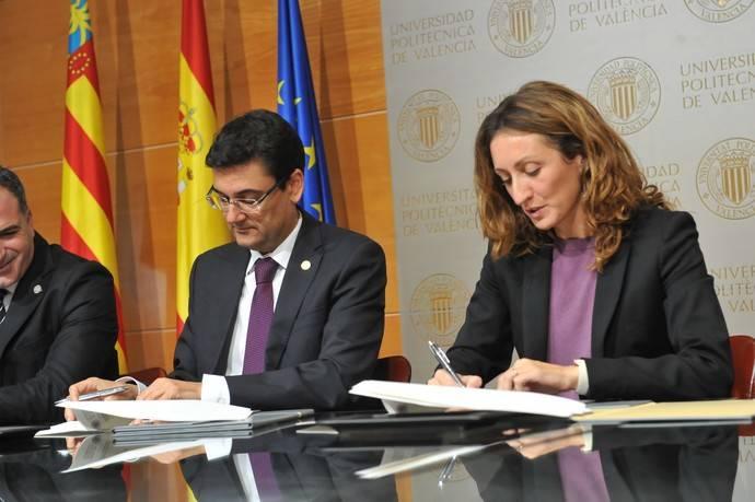 La Cátedra Istobal en la Universitat Politècnica de València