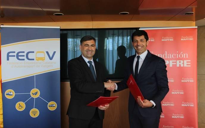 Fecav y Mapfre cooperarán por el empleo y la integración social