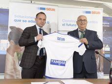 Seur se une como patrocinador al Real Zaragoza.