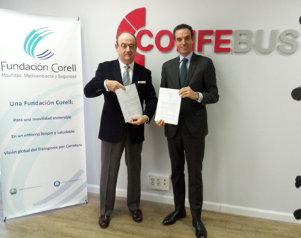 Confebus promociona los beneficios del Sector