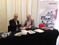 Kögel y Fundación Correll firman un convenio