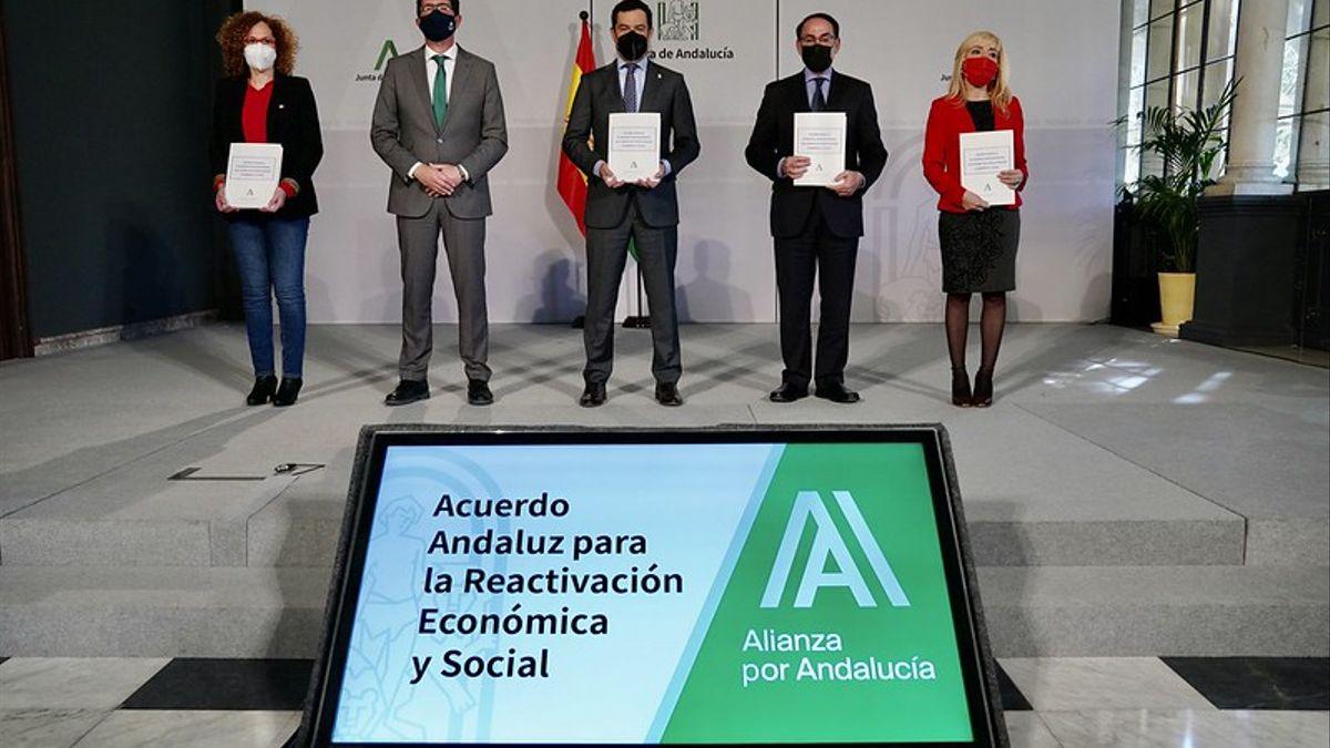 Fedintra saca a la luz la nula efectividad del plan de reactivación de Andalucía