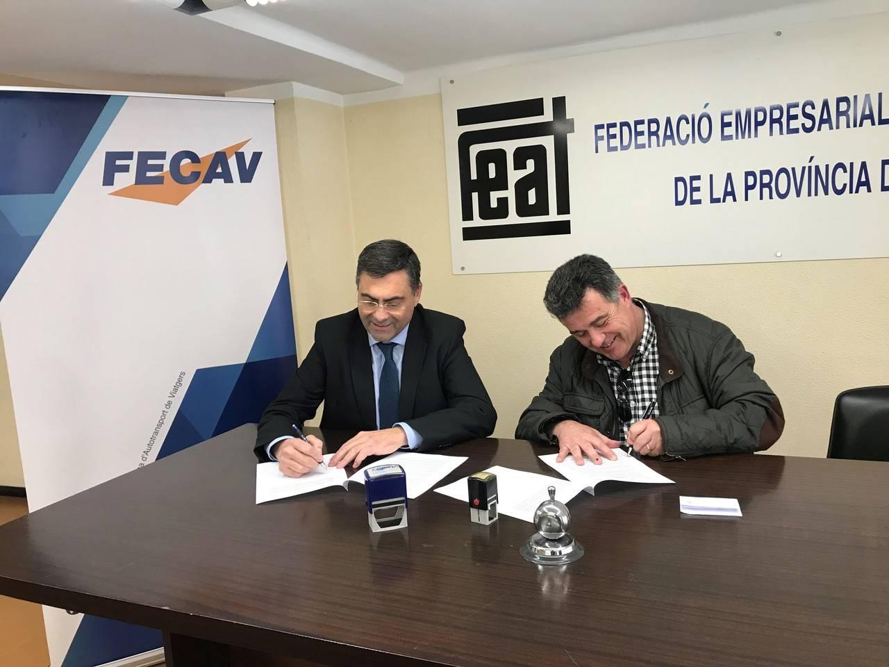 Feat se adhiere a Fecav y pasa a representarla en Tarragona