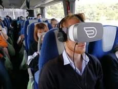 FlixBus estrena la Realidad Virtual en rutas hacia Las Vegas