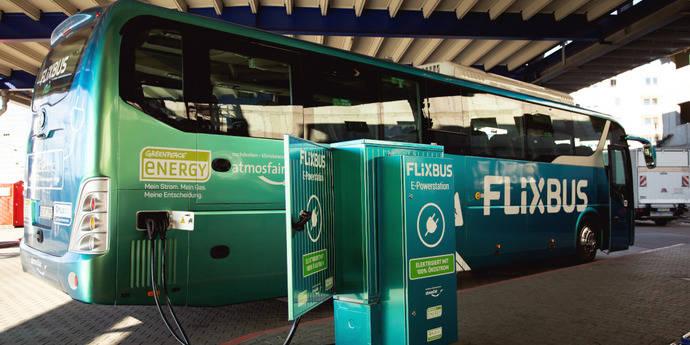 El autocar es el medio de transporte más sostenible para viajes de más de 200 kilómetros
