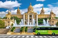 Flixbus Barcelona.