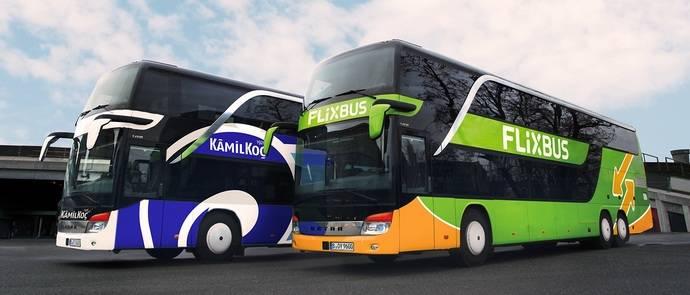 Flixbus adquiere la empresa de autobuses turca Kamil Koç