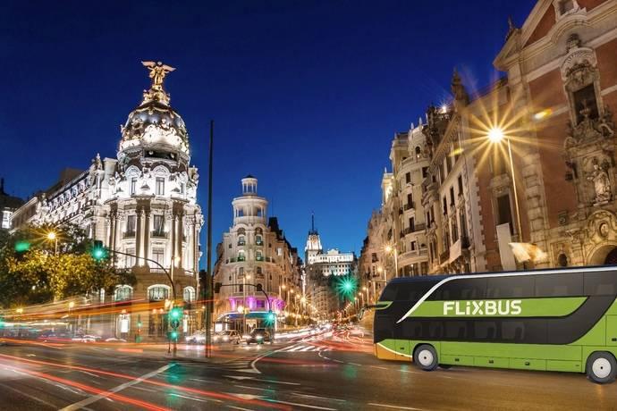 FlixBus conecta España con Europa a través de sus 20 nuevas líneas