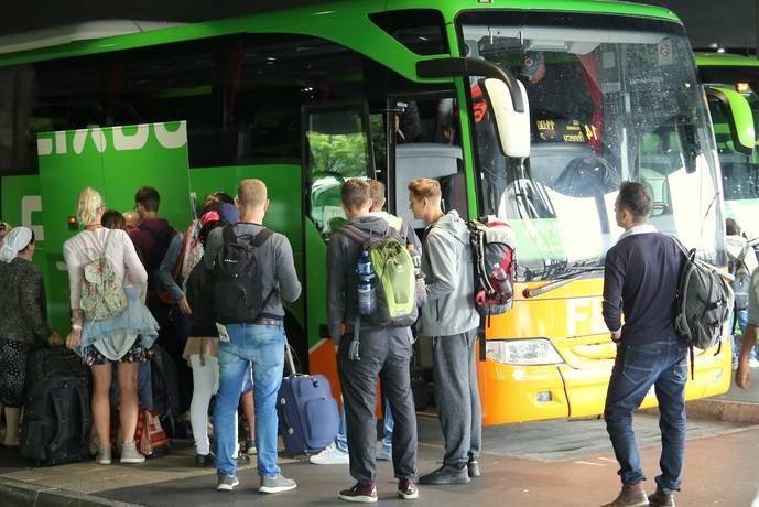 Flixbus transporta 930.000 pasajeros en España y 62 millones en el mundo, en 2019