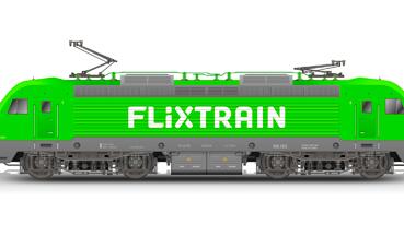 FlixBus lanza su primera línea de tren y nace FlixTrain