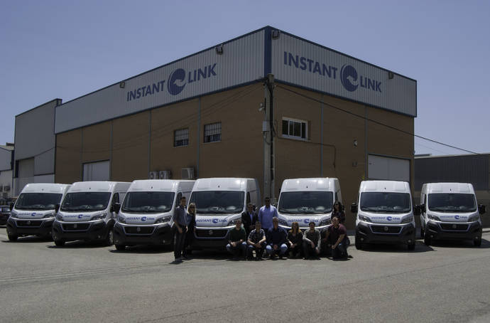 Instant-Link crecerá un 10% en 2016 por un nuevo contrato