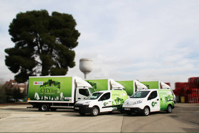 CityLogin distribuye con cero emisiones productos Sephora en Italia