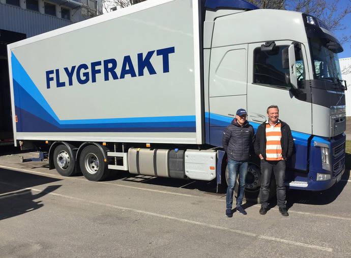 Flygfrakt acelera su adquisición de vehículos con Allison