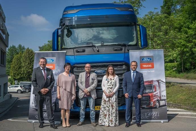 Ford Trucks se expande a Luxemburgo, fortaleciendo su presencia en Europa occidental