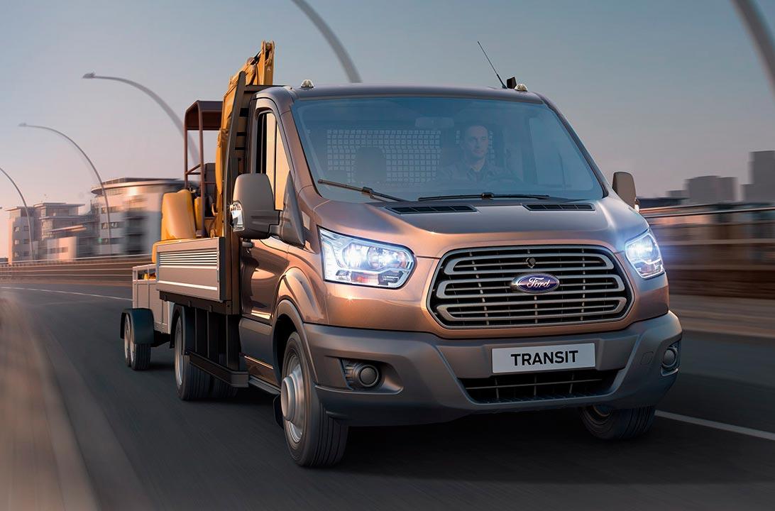 Ford amplía su programa de carroceros certificados