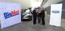 Ford España presente en el BigMat Day Telematics