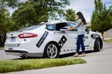 Ford estudia reparto con vehículos autónomos