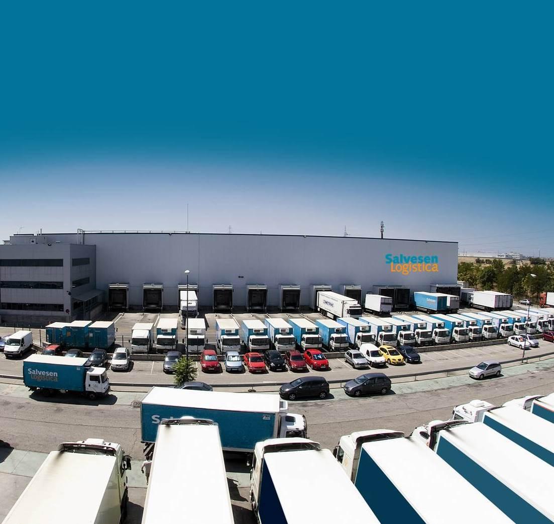 Renault Trucks muestra su gama de gas a Salvesen