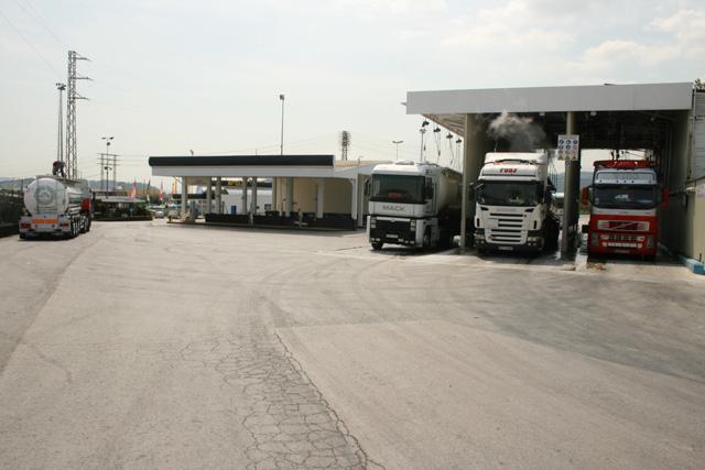 Los transportistas, obligados informar sus kilómetros a Hacienda