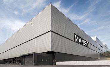 Miebach Consulting automatiza la plataforma logística de Mango