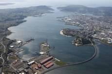 Puertos del Estado y Ferrol firman el primer crédito del Fondo Financiero