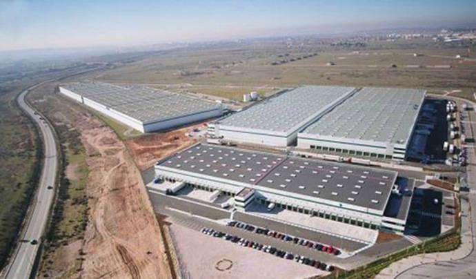 El parque logístico de Madrid supera los nueve millones de metros cuadrados