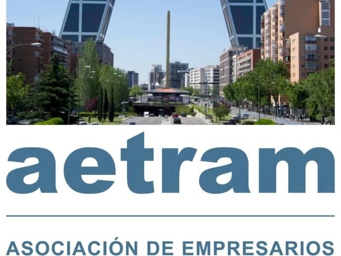 Aetram presenta alegaciones al protocolo para contaminación en Madrid