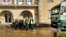Fegatramer celebra una Junta Directiva en el Concello de As Pontes