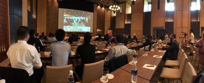 Milestone Logistics acude a la Asamblea Anual de Cargo Connections en Vietnam